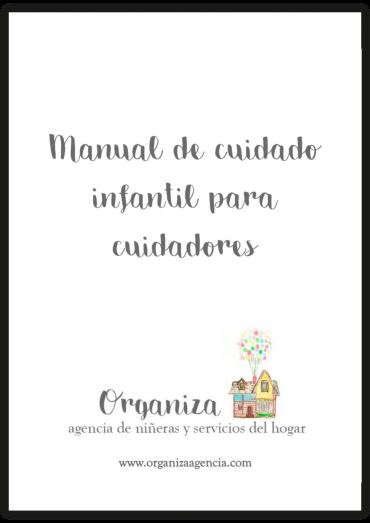 Manual de Cuidado infantil para Cuidadores